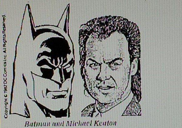 B89-30: WSJ Reports on & Reacts to the Casting of Keaton as Batman